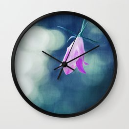 Fairy Bell / / Valentine's Day Card Wall Clock