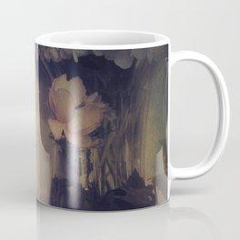 Gardenia and Rose Still Life Coffee Mug