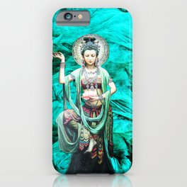 I have dreamed Kwan Yin iPhone Case