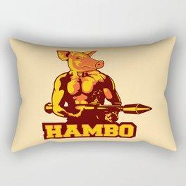 Hambo Rectangular Pillow