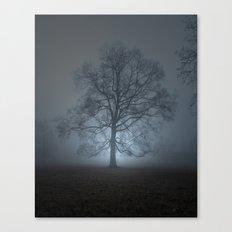Magic Oak Canvas Print
