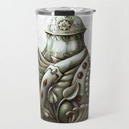 Topographical Tea Travel Mug