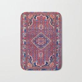 Bijar Kurdish Northwest Persian Rug Print Bath Mat