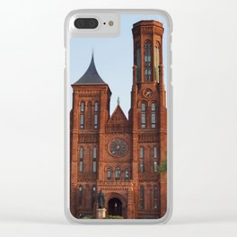 The Smithsonian | Washington, D.C. Clear iPhone Case