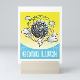 Good Luck Mini Art Print