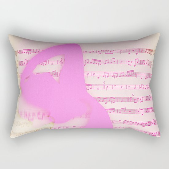 Muse Rectangular Pillow