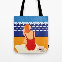 Still Summer Tote Bag