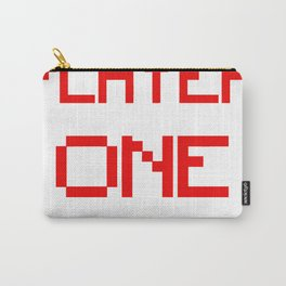 Player one Carry-All Pouch