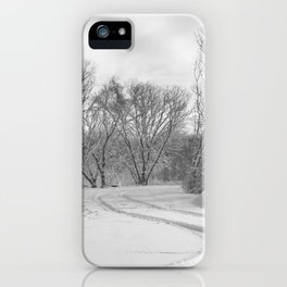 Man vs. Nature 1 iPhone Case