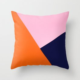 Geo stile Throw Pillow