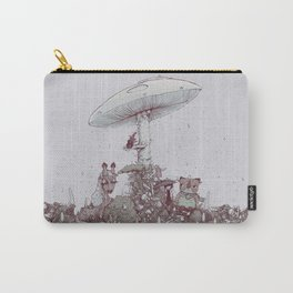 Rain of Spores Carry-All Pouch