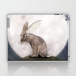 Night Rabbit Laptop & iPad Skin