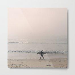 Portugal Beach Metal Print