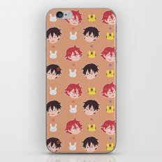 imanaru iPhone & iPod Skin