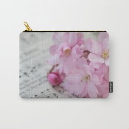 Song of the Cherry Blossom Carry-All Pouch