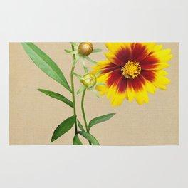 Tickseed Botanical Rug