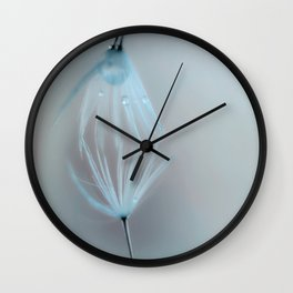 Dandelion Together Wall Clock