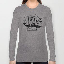 Wild Style AU ver0.1 Long Sleeve T-shirt