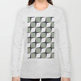 Rhombus Long Sleeve T-shirt