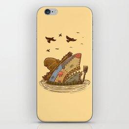 The Scarecrow Shark iPhone Skin