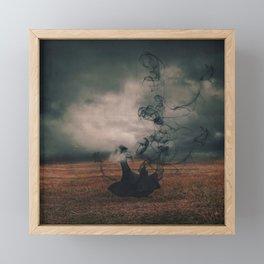 The Dissipate Framed Mini Art Print