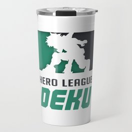 Deku Hero League Travel Mug