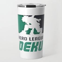 Deku Hero League Travel Mug