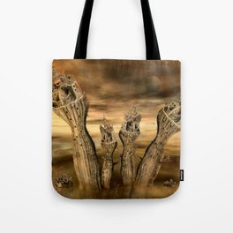 Andere Welten Tote Bag