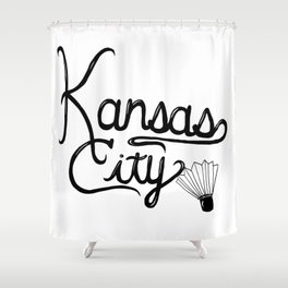 KC Shower Curtain