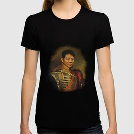 Jet Li - replaceface T-shirt