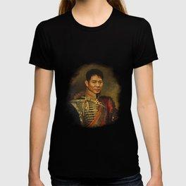 Jet Li - replaceface T-shirt