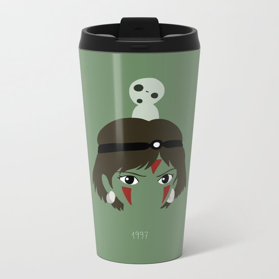 MZK - 1997 Metal Travel Mug