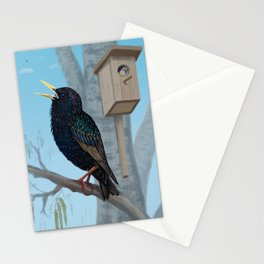 Spring is coming! Stationery Cards