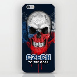 To The Core Collection: Czech Republic iPhone Skin