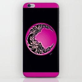 Joe (Pink) iPhone Skin
