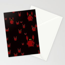 Crabby Crabs Stationery Cards