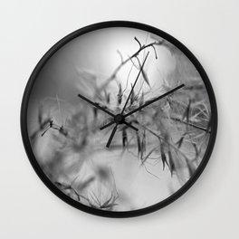 Secrets in the Wind Wall Clock