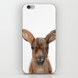 littlest moose iPhone Skin