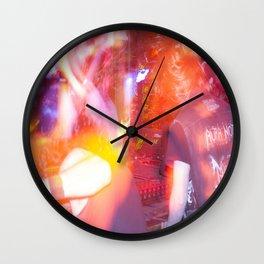 RAVN Wall Clock