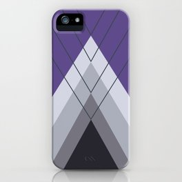 Iglu Ultra Violet iPhone Case