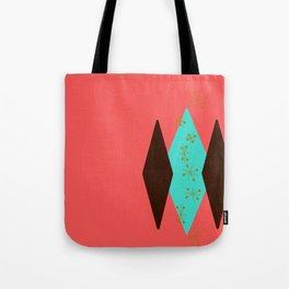 Stars and diamonds Tote Bag