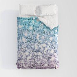 Unicorn Pastel Gradient  Comforters