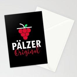 Paelzer Original Wine love grapevine Pfalz Stationery Cards