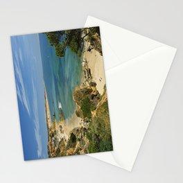 Algarve coastline, Portugal Stationery Cards