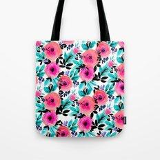 Savannah Flower Tote Bag