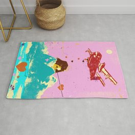 LOVELY BOMBS Rug
