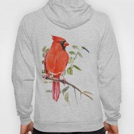 Cardinal Bird homde decor Hoody