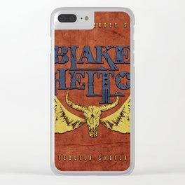 BLAKE SHELTON TEQUILA SHEILA TOUR DATES 2019 UDANG Clear iPhone Case
