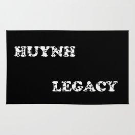 Huynh Legacy Scattered Leaves (Inverted) Rug