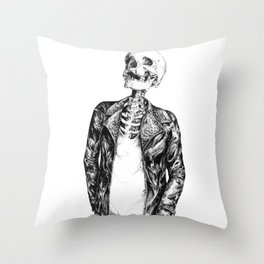 I'm waiting for... Throw Pillow